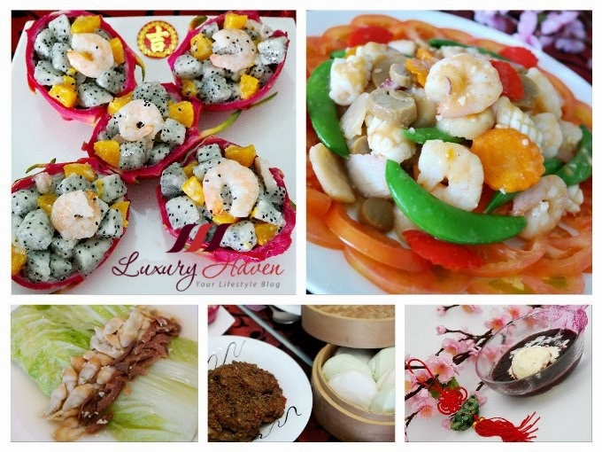 how to cook appetizing cny dishes