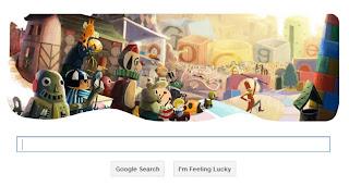 Sejarah lahirnya Google Doodle
