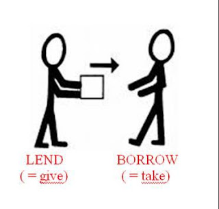 Lend dan Borrow
