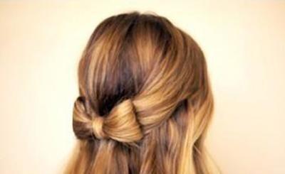 Tips cara mengikat rambut sederhana