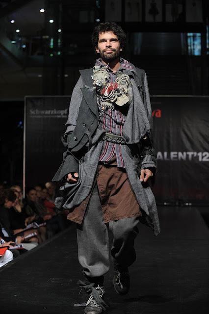 Schwarzkopf Fashion Talent 2012 part 3