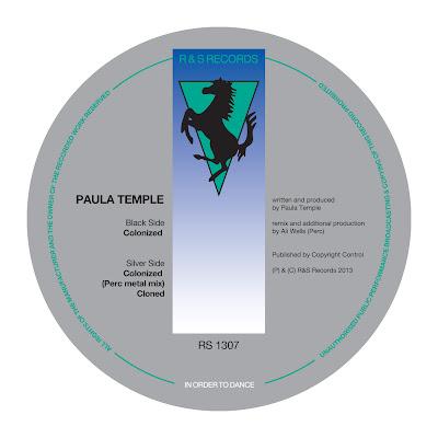 Discosafari - PAULA TEMPLE - Colonized - R & S Records