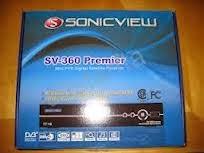 atualização SONIC VIEW PREMIER 360 (CHIP T_LINK) 06/02/2014