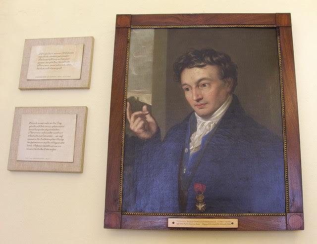 Quimica1001 johann wolfgang dbereiner johann dobereiner hof 13 de diciembre de 1780 jena 24 de marzo de 1849 fue qumico de procedencia alemana maestro de la universidad de jena urtaz Image collections