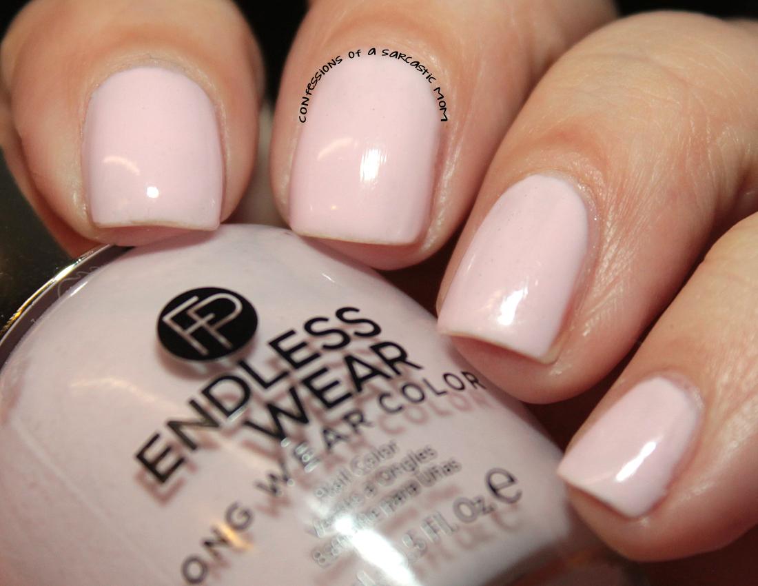 Nail polish finger paint