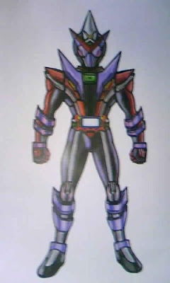 Another Kamen Rider 2012 Initial Art?