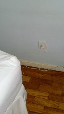 Ventilador de teto com controle remoto instalação