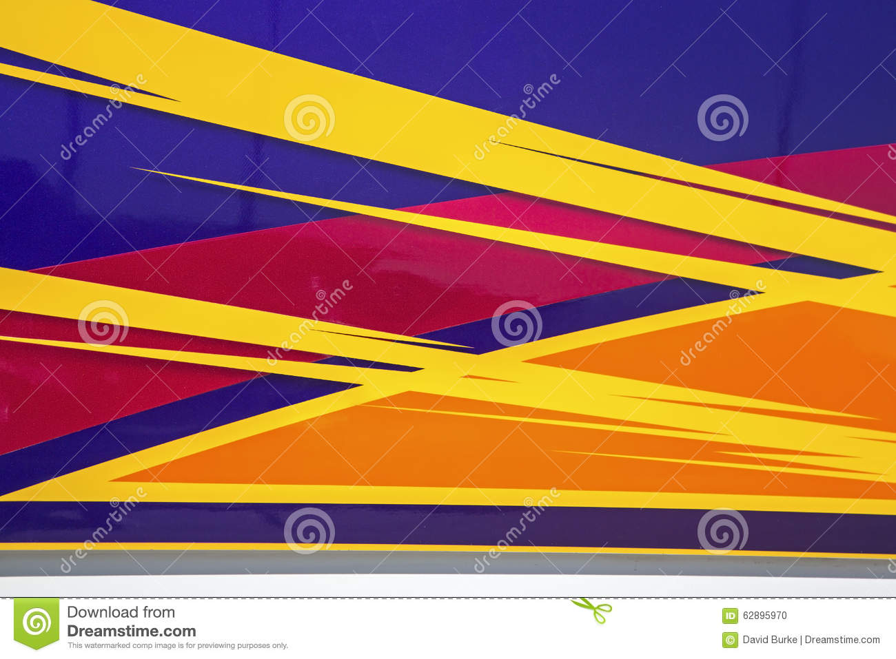 Racing Stripes Streaks Colorful Background Race Speed Stripe Bright Art Painting Penvector