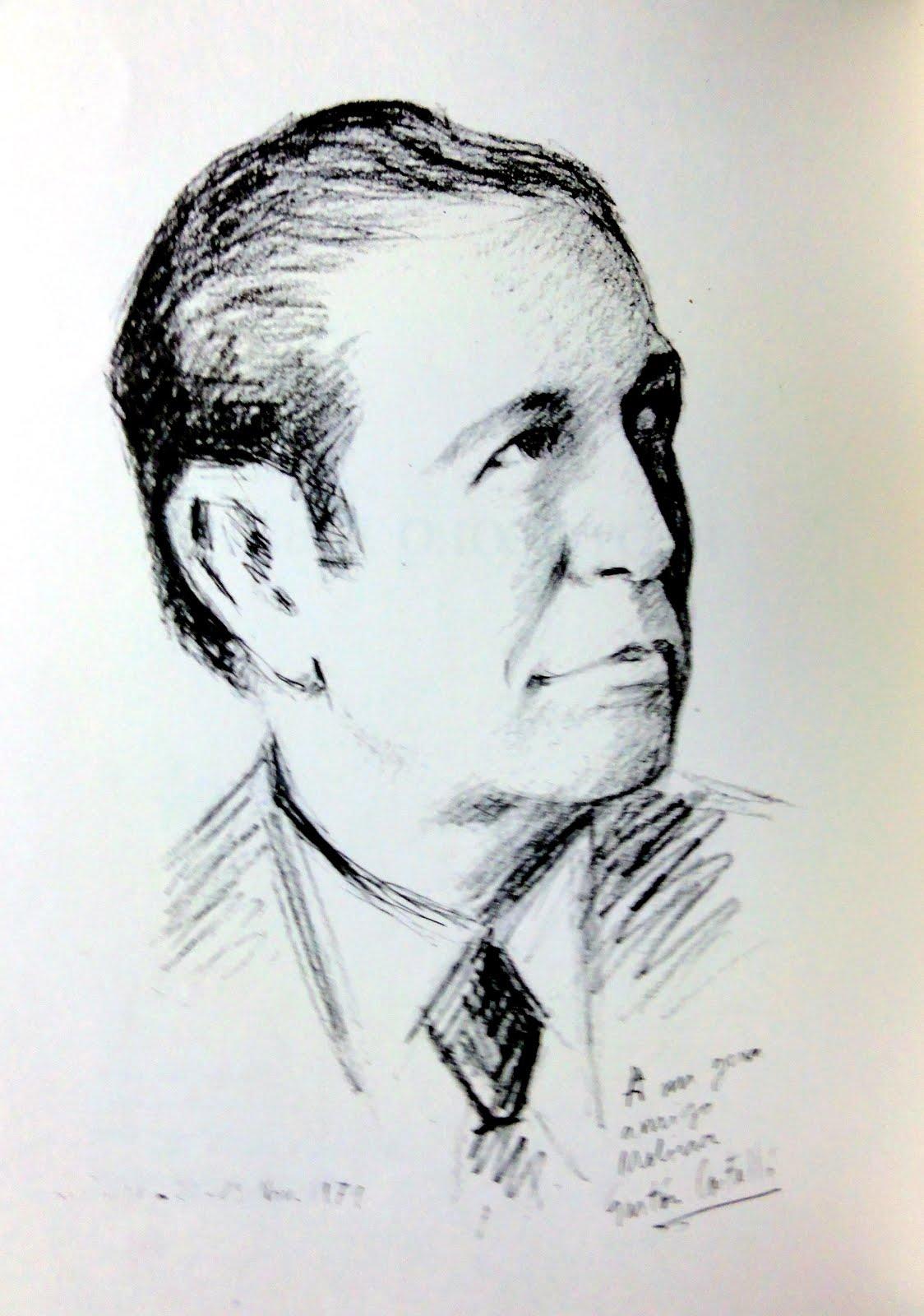 Retrato de Manuel Molina. BIOGRAFÍA