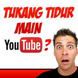 Tukang Tidur Youtube