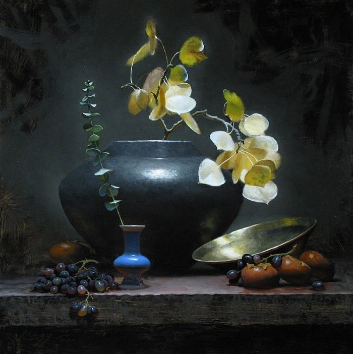 Jeff Legg 1959 | American Still Life painter