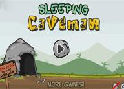 juegos de accion sleeping caveman