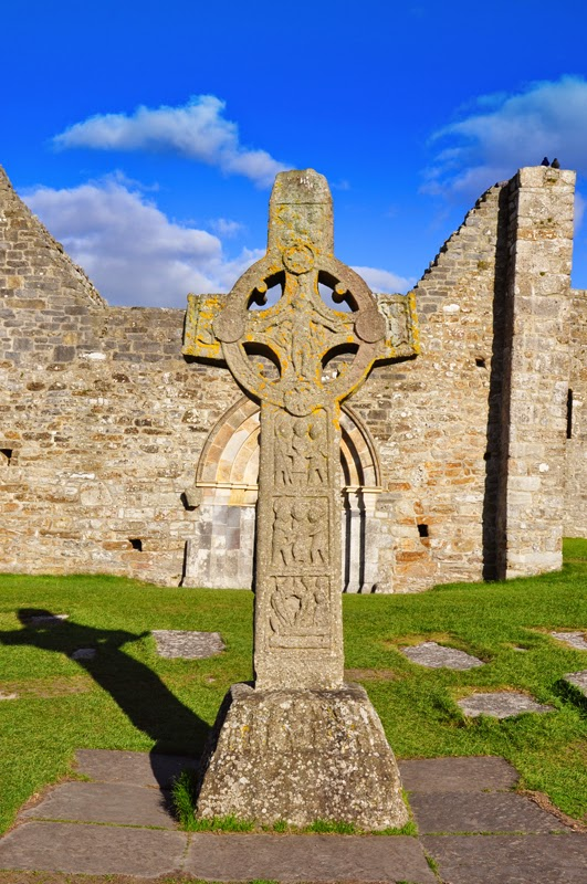 Irland 2014 - Tag 8 | Clonmacnoise