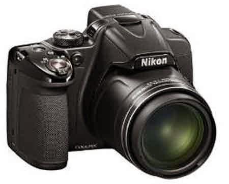 Nikon COOLPIX P530 CMOS Digital Camera