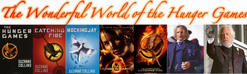 The Wonderful World of The Hunger Games