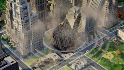 simcity 5 2013 earthquake disaster