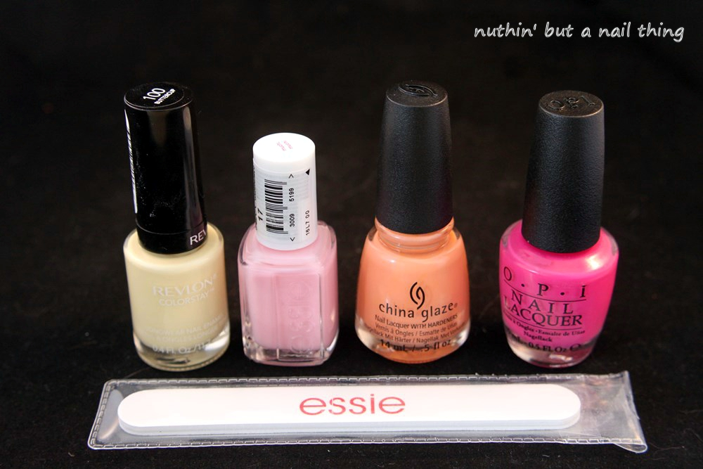 nailbox monthly subscription box