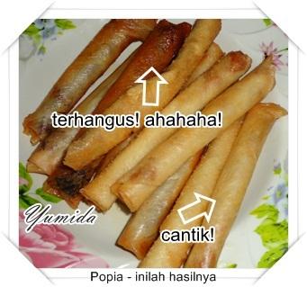 resepi Popia Sardin, gambar Popia Sardin, bahan membuat Popia Sardin, popia, cara membuat Popia Sardin, popia sardin, popia siap digoreng, popia sedap