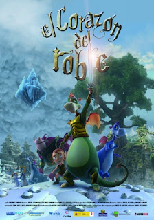 Poster de El Corazón del Roble