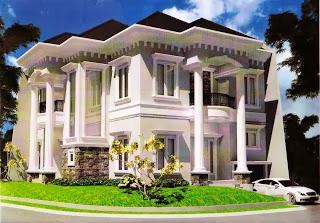 Desain Rumah Klasik