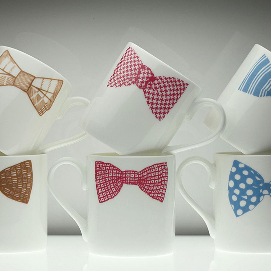 Bow tie mug mainpic