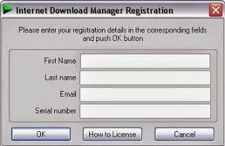 حل مشكلة الرقم التسلسلي internet download manager نهائيا