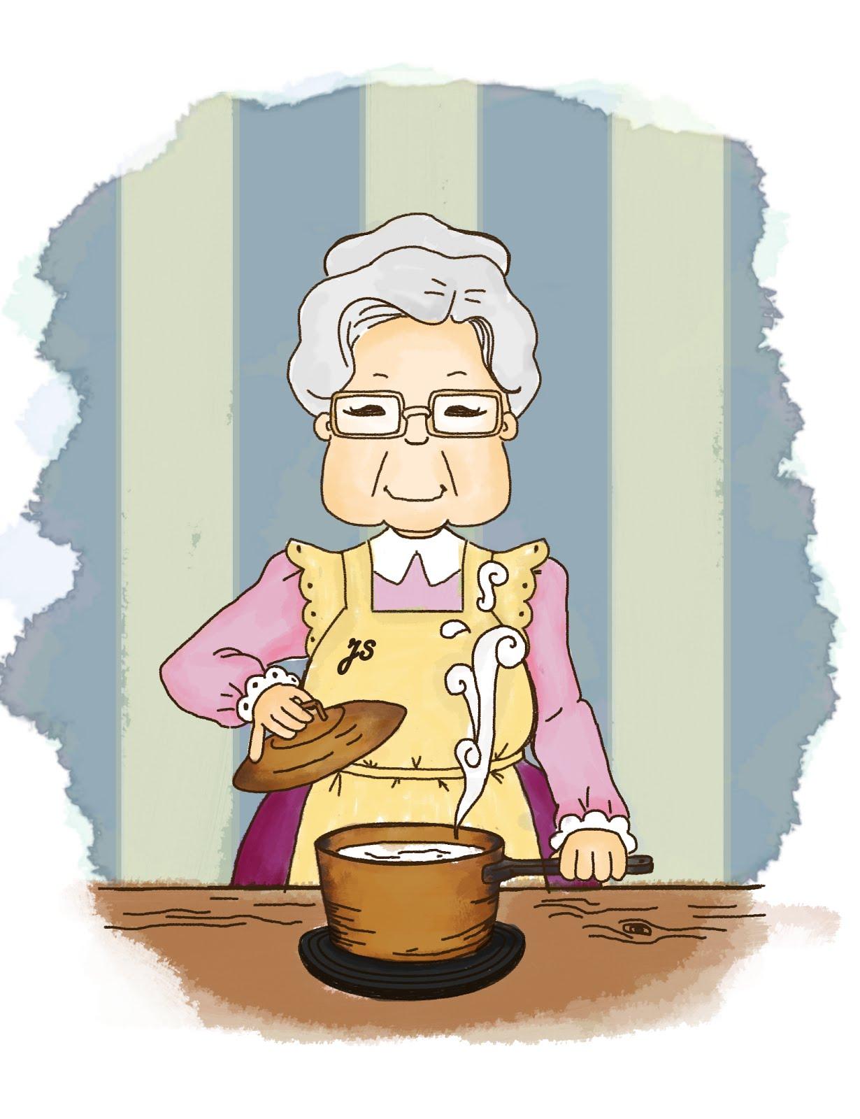 Las abuelas un mundo de sabiduria