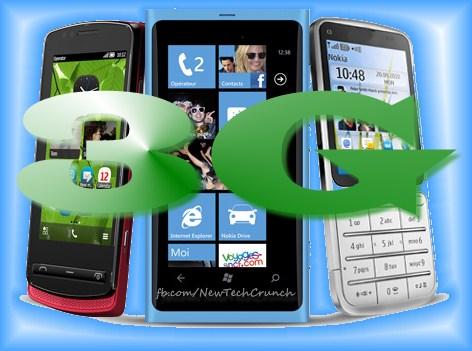 3G Mobile Phones