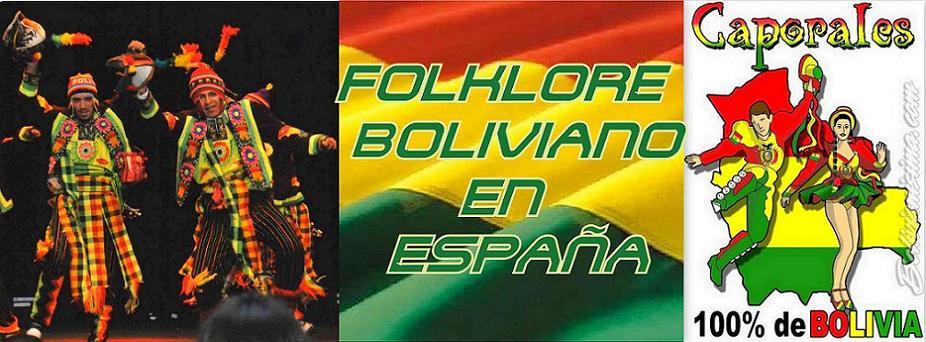 Folklore boliviano en España