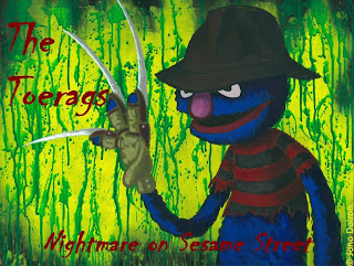 The Toerags - Nightmare on Sesame Street