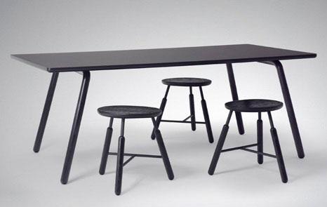 Deens Design Meubels : Lille lykke deense design meubels