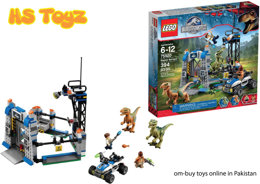 HS Toys-Online Kid Toys Store in Pakistan: LEGO Jurassic World Toy ...
