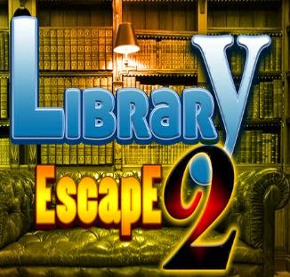 EnaGames Library Escape 2 Walkthrough