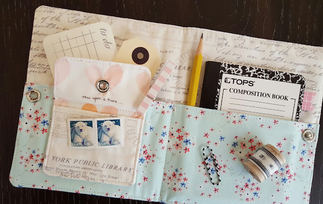 Paperie Stationery Kit by Heidi Staples for Fabric Mutt