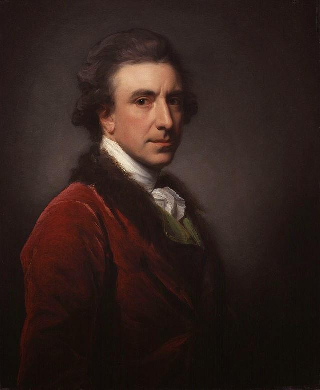 Self Portrait by Sir Nathaniel Dance-Holland, 1st Baronet RA, 1773