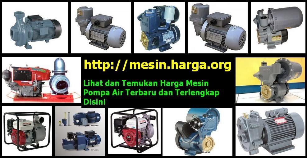 daftar harga mesin pompa air terbaru pompa air shimizu ps