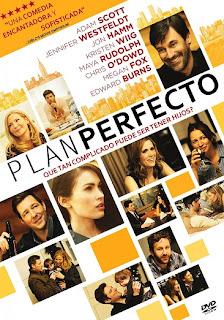 Un plan perfecto (Amigos con hijos) Poster