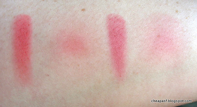 Paula's Choice Blush It On Contour Palette swatches
