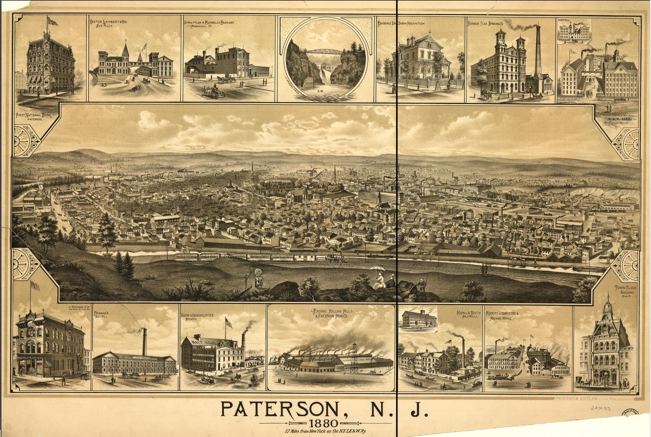 Paterson Fire Journal