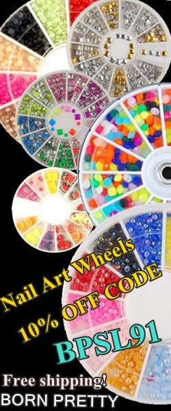 Nail Art Wheels