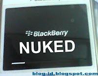 Cara Memperbaiki BlackBerry Nuked