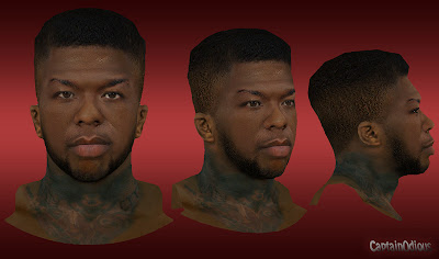 NBA 2K13 Nate Robinson Cyberface Mod
