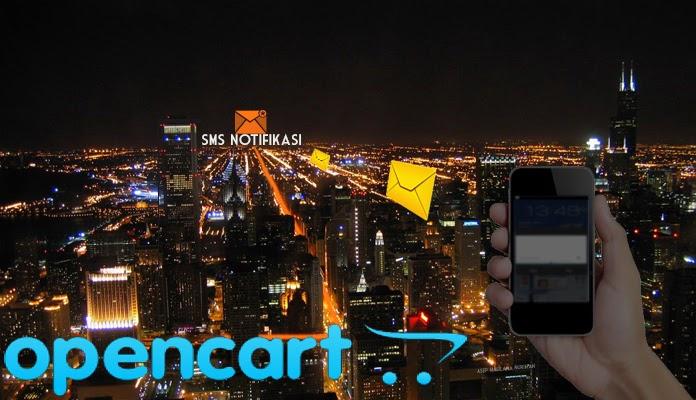 Tutorial Art Opencart SMS Notifikasi