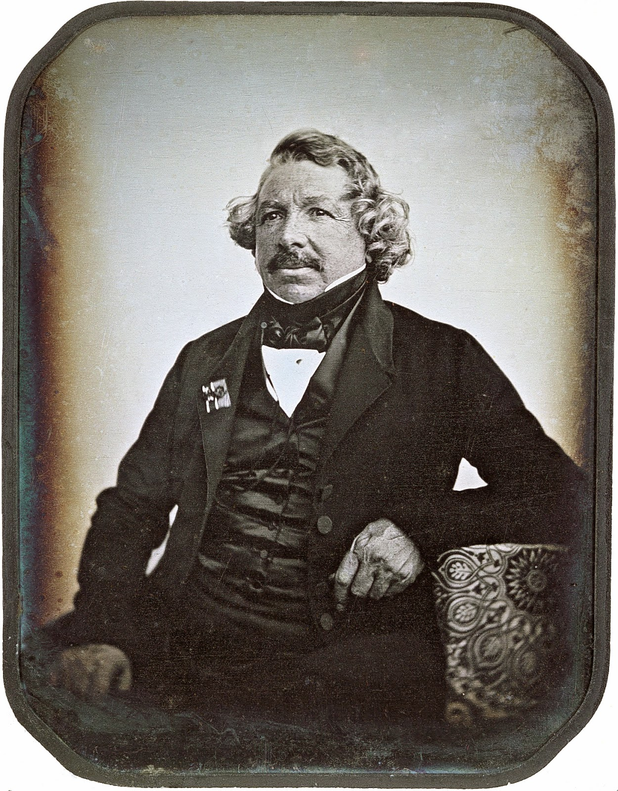 Every Day Is Special November 18 Happy Birthday Louis Daguerre Loop Kartini Gardens By The Bay Singapore Dewasa This French Artist Was A Panoramic Painter And Famous Designer For Theater He Invented Diorama Studied Architecture But Not Known