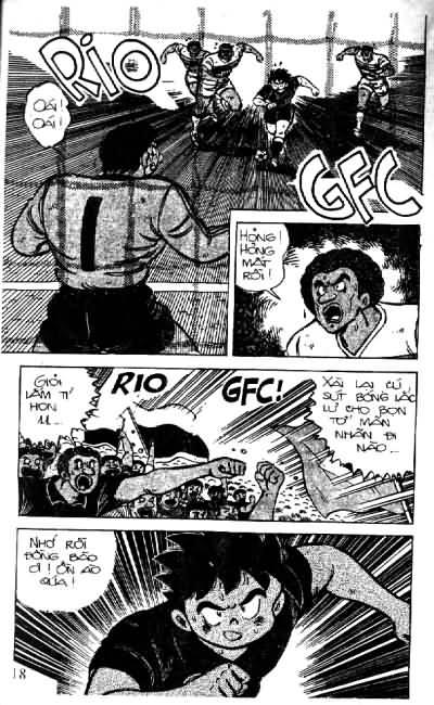 Jindodinho - Đường Dẫn Đến Khung Thành III  Tập 25 page 18 Congtruyen24h