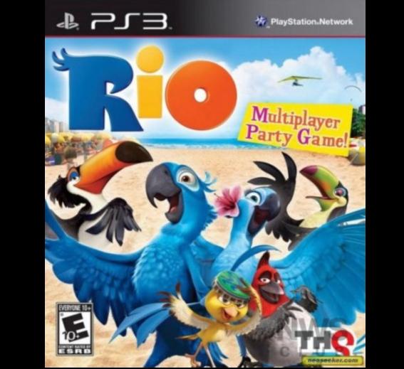 Rio [PS3][Esp][3.55]
