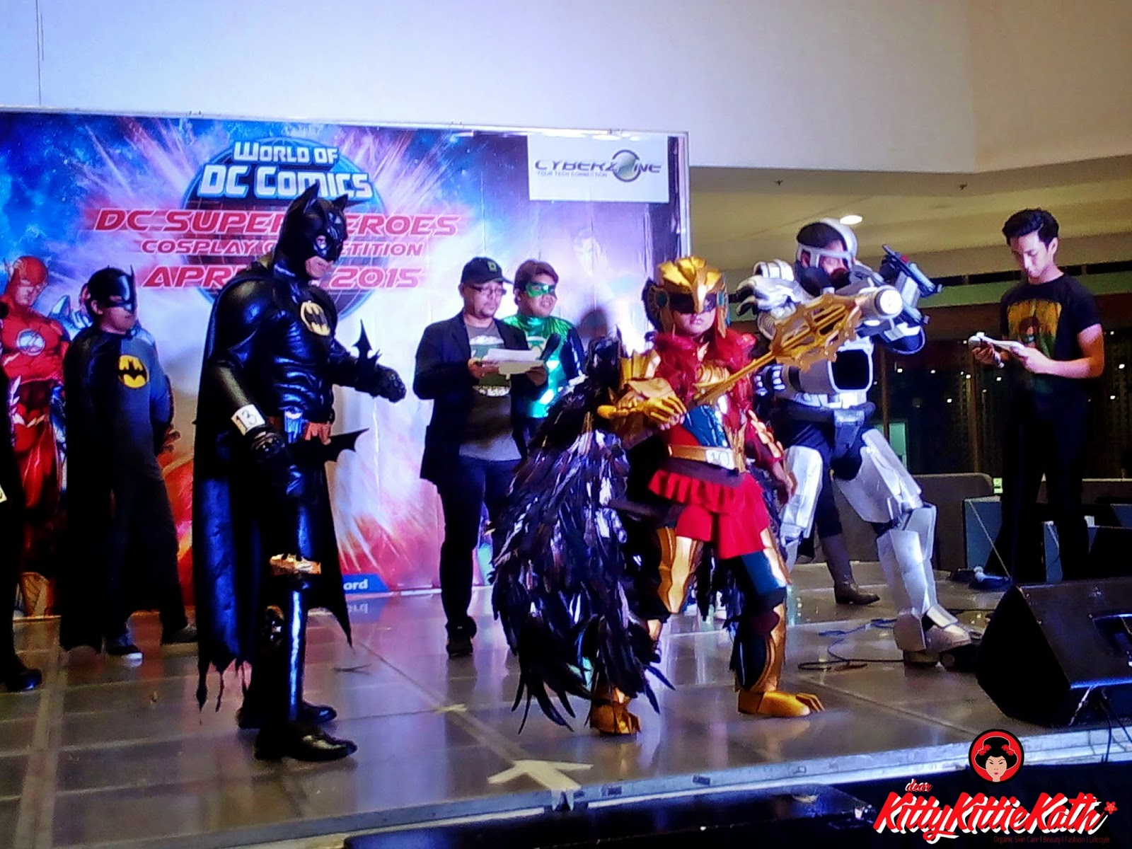 DC Pocket Cosplay at SM City Fairview