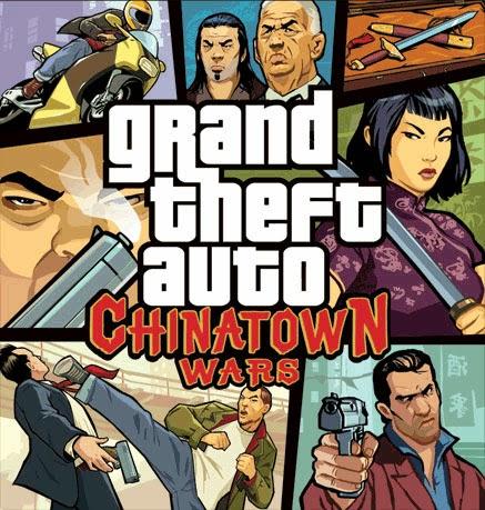 GTA: Chinatown Wars Apk v1.00