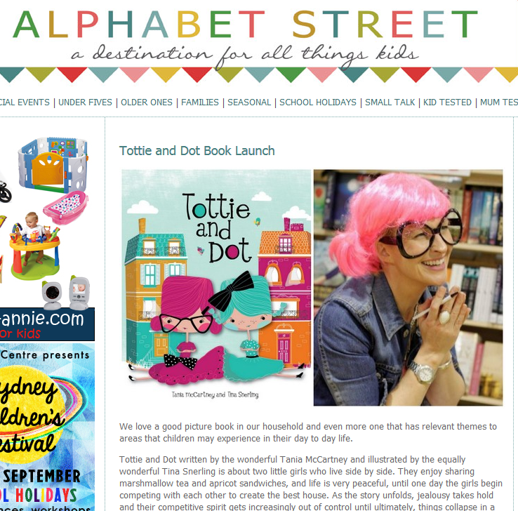 http://www2.alphabetstreet.com.au/index.php/tottie-and-dot-book-launch-2/