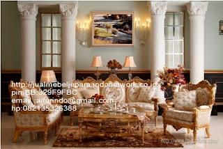 sofa klasik jepara Mebel klasik jepara sofa tamu klasik ukir sofa tamu klasik jati sofa tamu klasik modern sofa tamu klasik duco jepara mebel jati klasik jepara SFTM-33016 sofa tamu set klasik cat natural jati